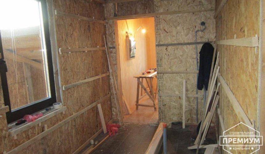 Строительство каркасного дома в коттеджном посёлке Александрия 61