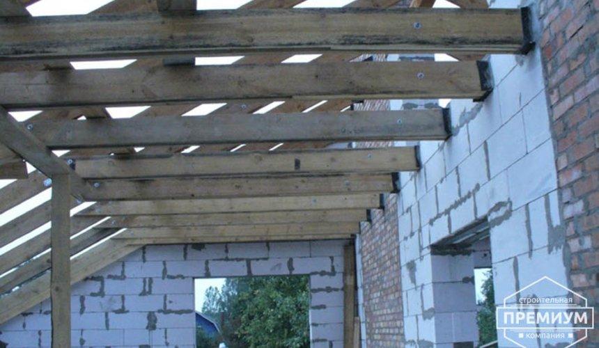 Проектирование и строительство дома из блоков в коттеджном посёлке Брусника 56