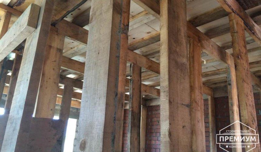 Строительство дома из блоков в коттеджном посёлке Алые паруса 64