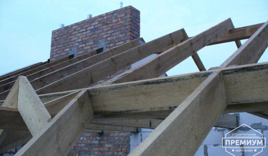 Проектирование и строительство дома из блоков в коттеджном посёлке Брусника 60