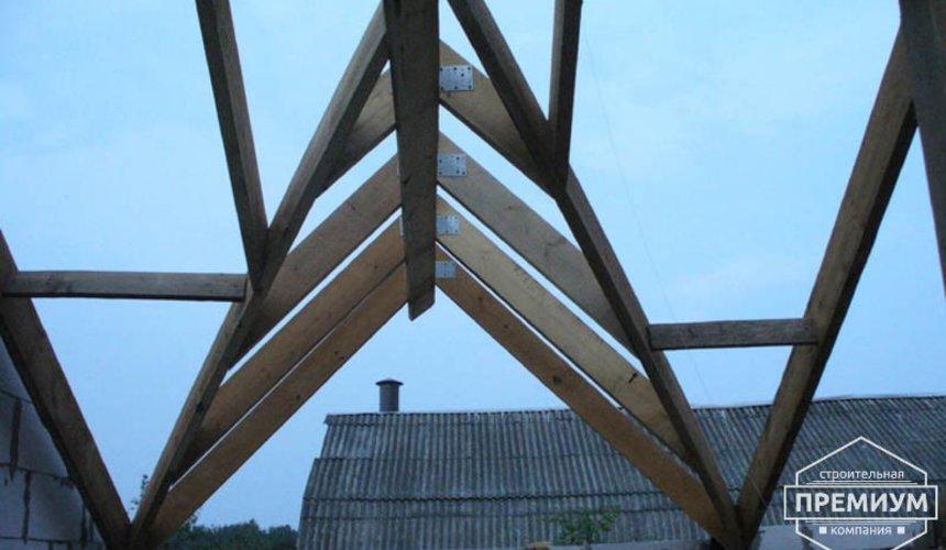 Проектирование и строительство дома из блоков в коттеджном посёлке Брусника 63