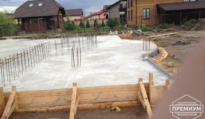 Проектирование и строительство дома из блоков в коттеджном посёлке Новая Россоха 6