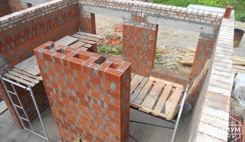 Строительство дома из кирпича в п.Сысерть 21