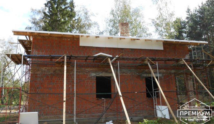 Строительство дома из кирпича в п.Сысерть 22