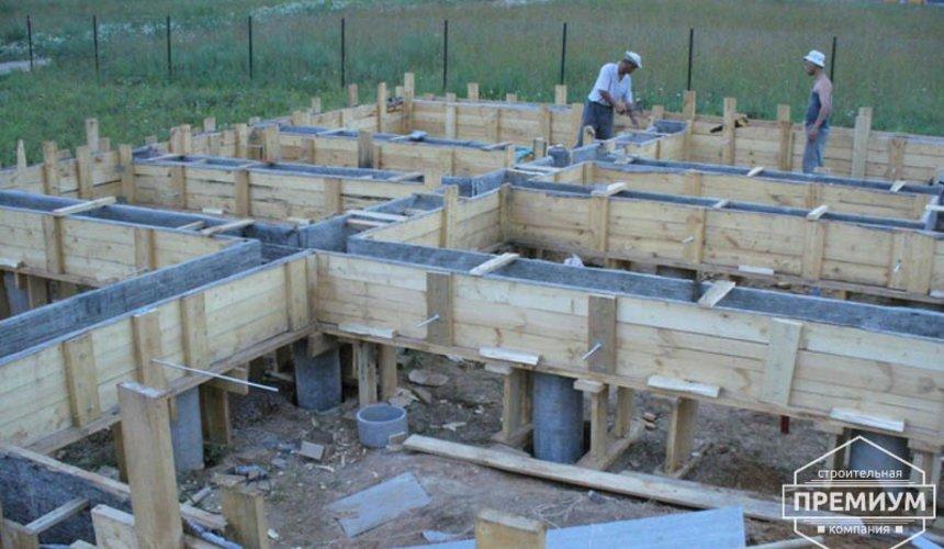 Строительство каркасного дома в коттеджном посёлке Александрия 6