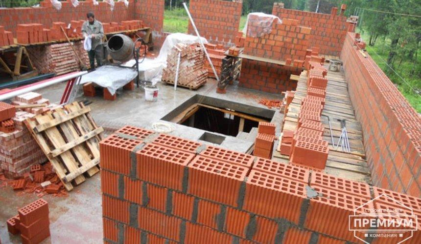Строительство дома из кирпича в п.Сысерть 23