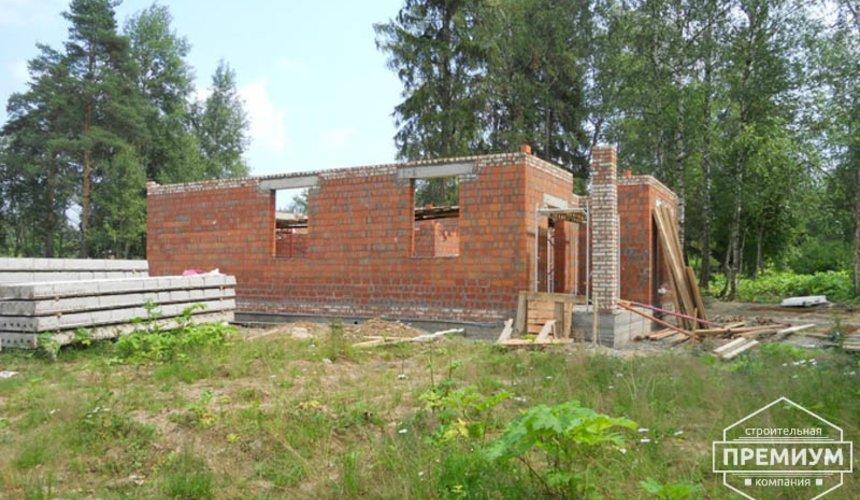 Строительство дома из кирпича в п.Сысерть 24