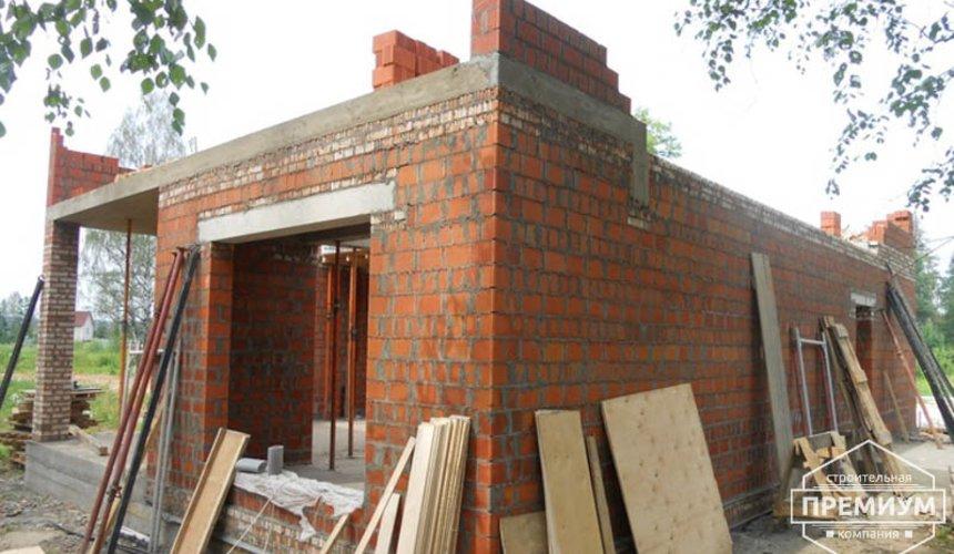 Строительство дома из кирпича в п.Сысерть 26