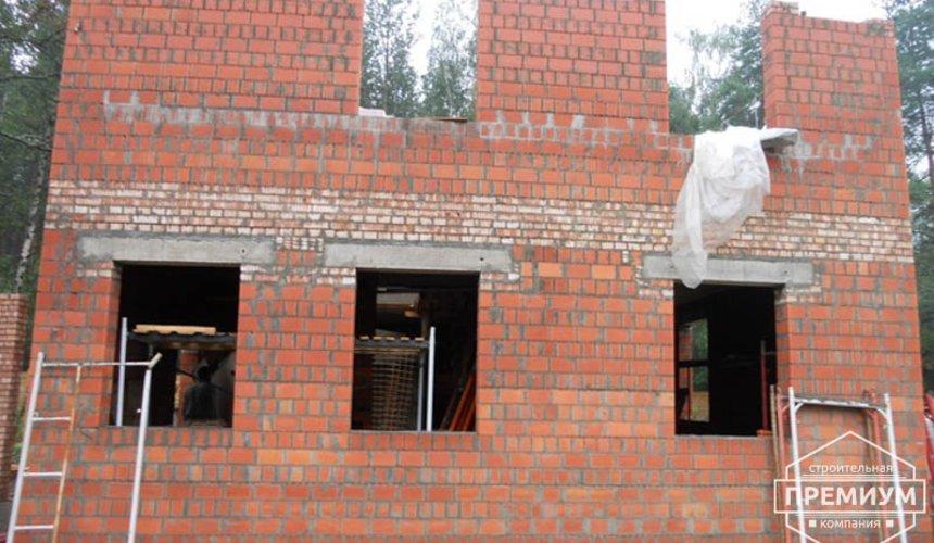 Строительство дома из кирпича в п.Сысерть 27