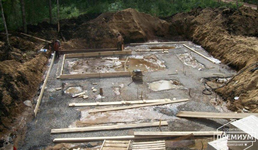 Проектирование и строительство дома из блоков в п.Верхняя Сысерть 10