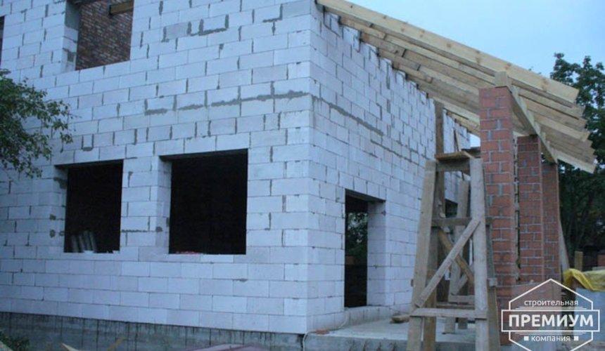 Проектирование и строительство дома из блоков в коттеджном посёлке Брусника 65