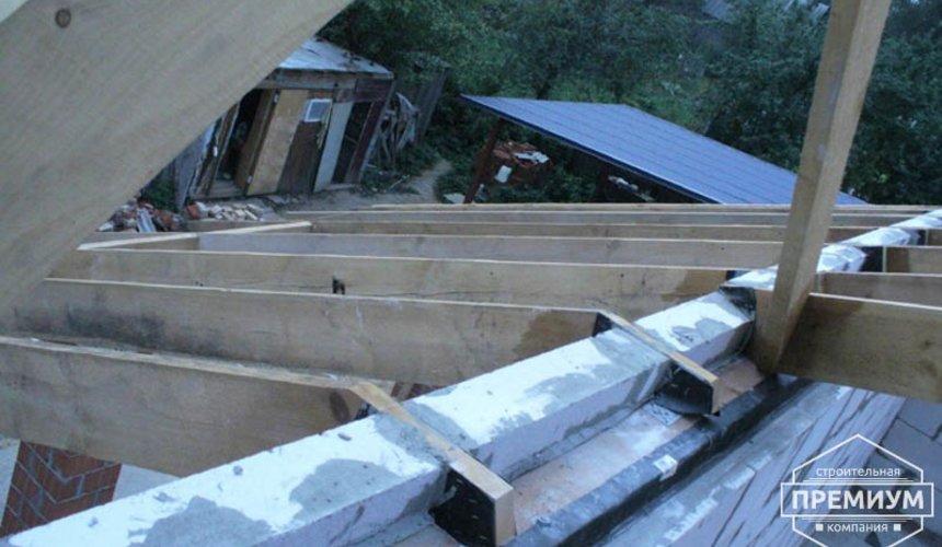 Проектирование и строительство дома из блоков в коттеджном посёлке Брусника 68