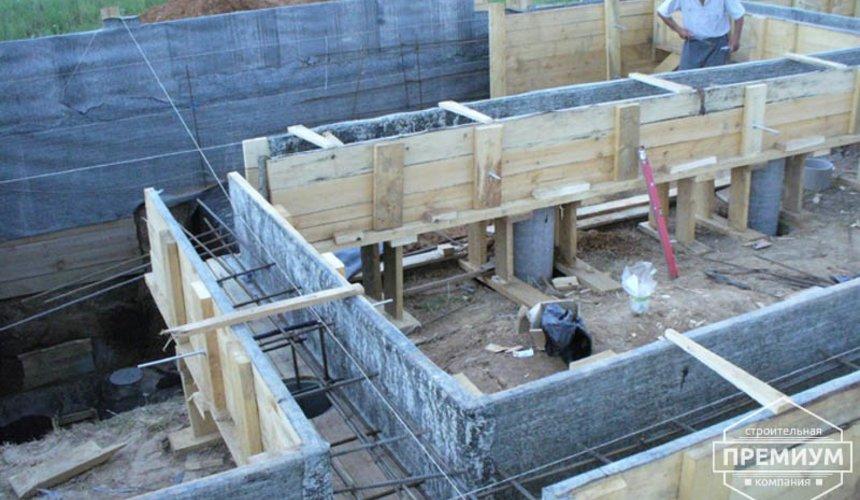 Строительство каркасного дома в коттеджном посёлке Александрия 7
