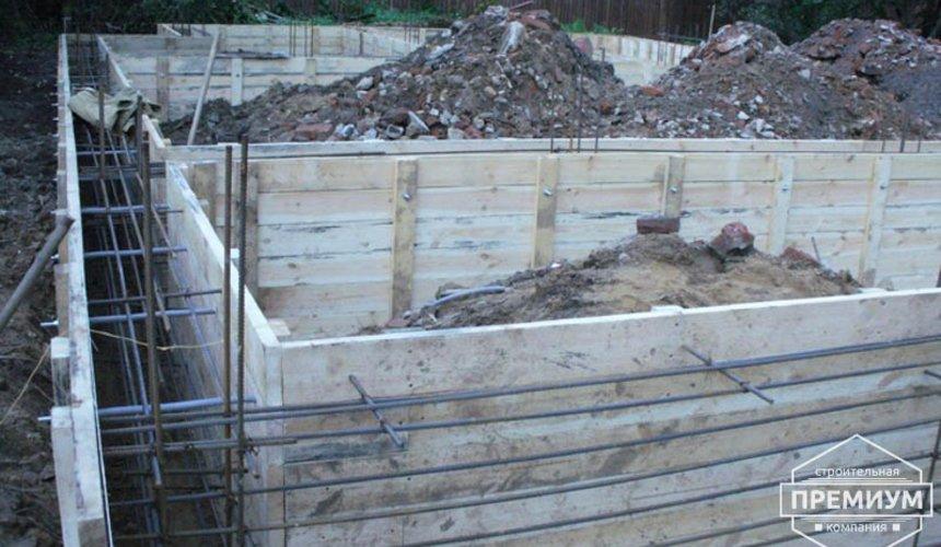 Проектирование и строительство дома из блоков в коттеджном посёлке Брусника 10