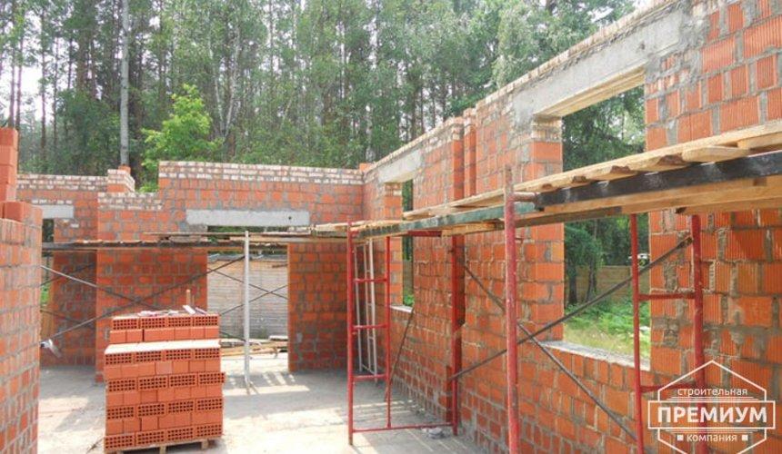 Строительство дома из кирпича в п.Сысерть 30