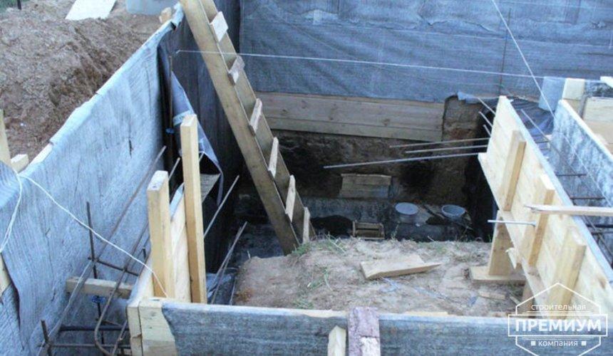 Строительство каркасного дома в коттеджном посёлке Александрия 8