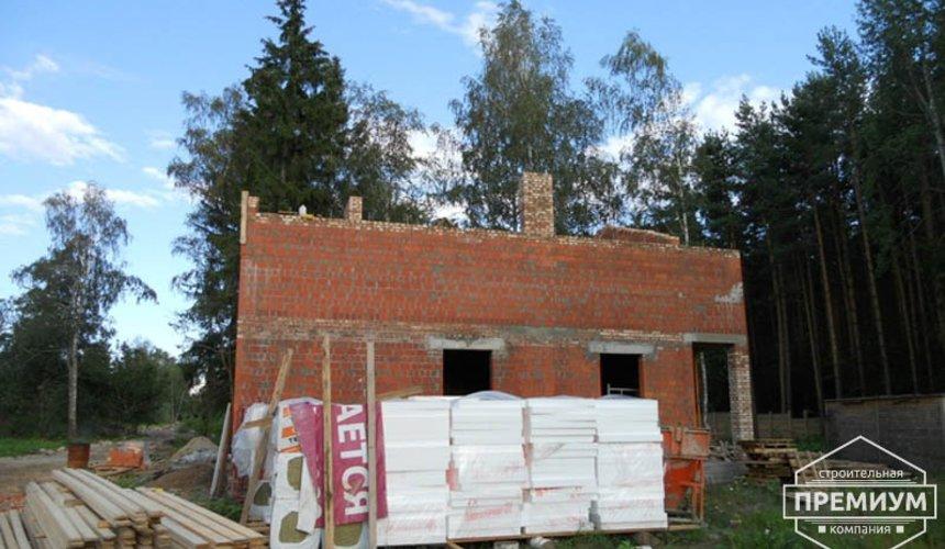 Строительство дома из кирпича в п.Сысерть 40