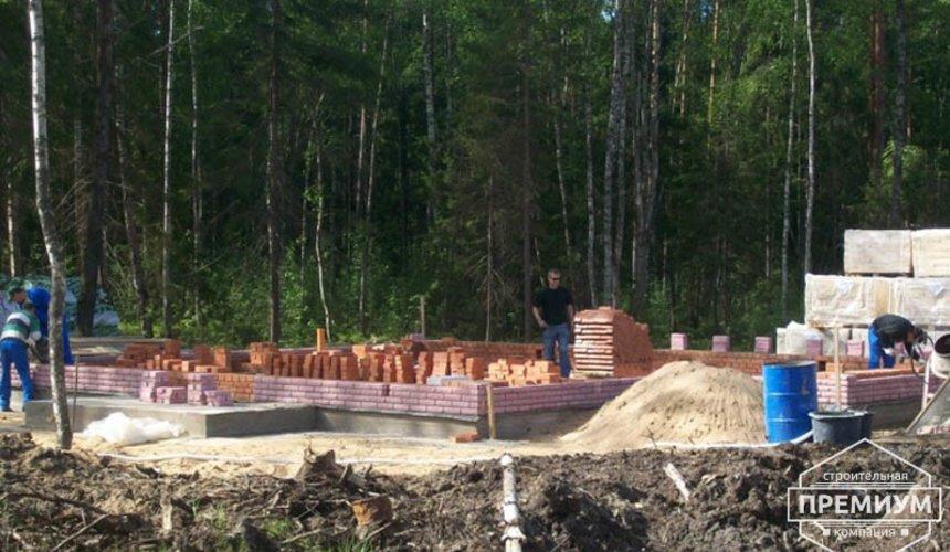Проектирование и строительство дома из блоков в Сысерти 11