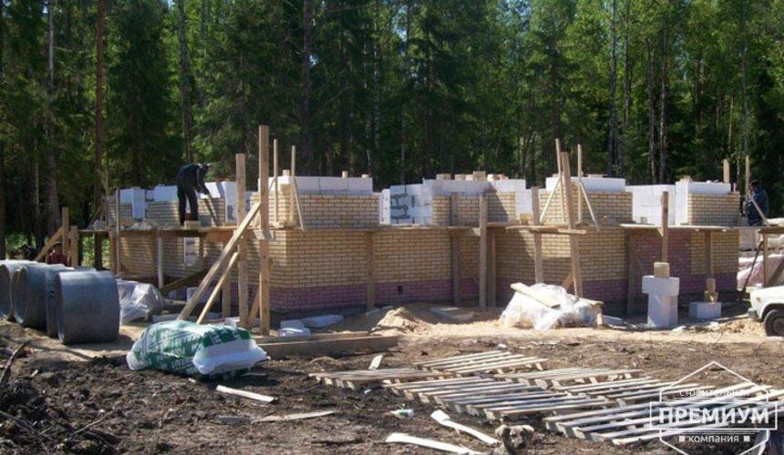 Проектирование и строительство дома из блоков в Сысерти 13