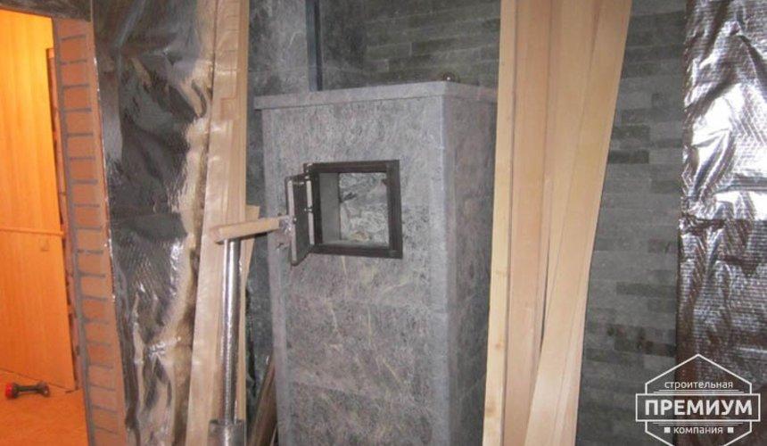 Проектирование и строительство дома из блоков в коттеджном посёлке Брусника 78