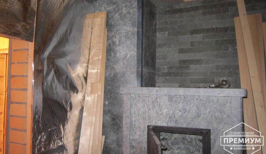 Проектирование и строительство дома из блоков в коттеджном посёлке Брусника 79