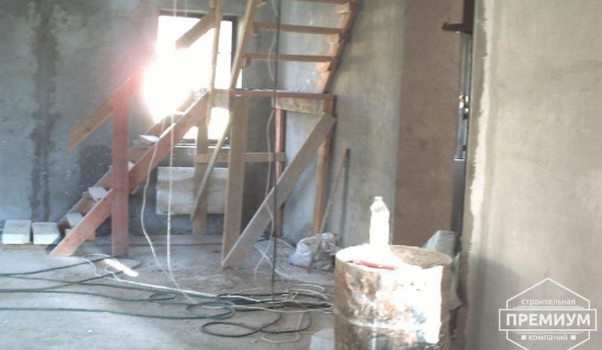 Проектирование и строительство дома из блоков в коттеджном посёлке Брусника 81