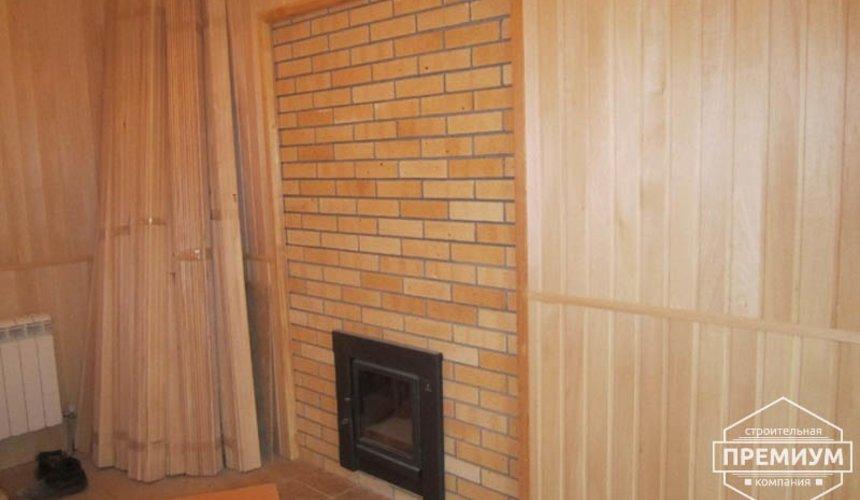 Проектирование и строительство дома из блоков в коттеджном посёлке Брусника 83