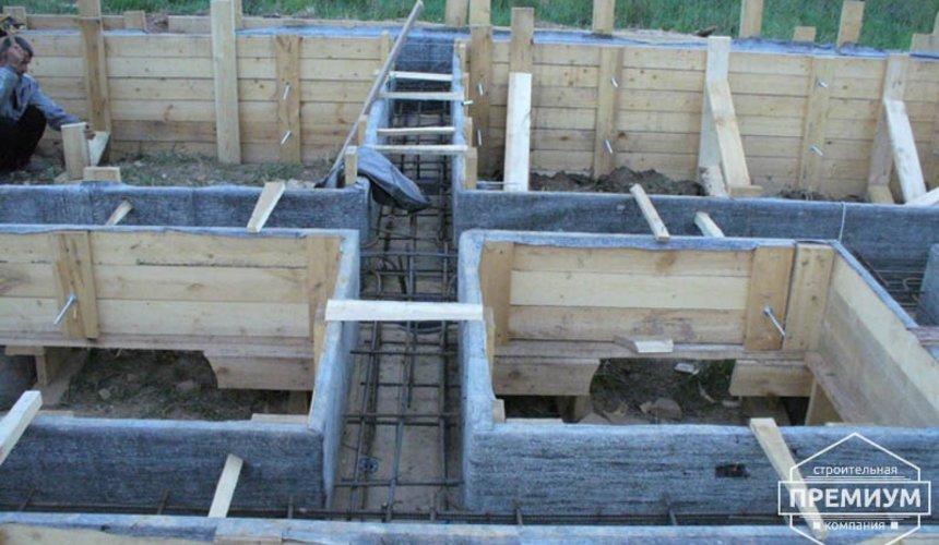Строительство каркасного дома в коттеджном посёлке Александрия 9