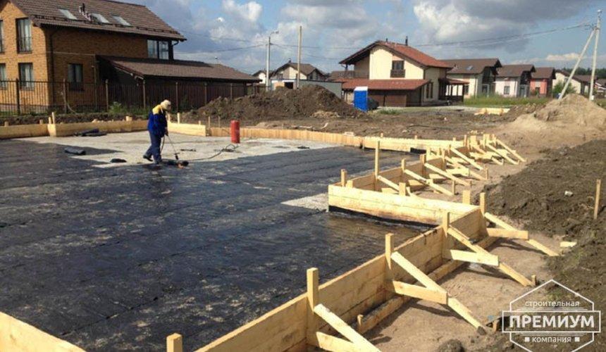 Проектирование и строительство дома из блоков в коттеджном посёлке Новая Россоха 8