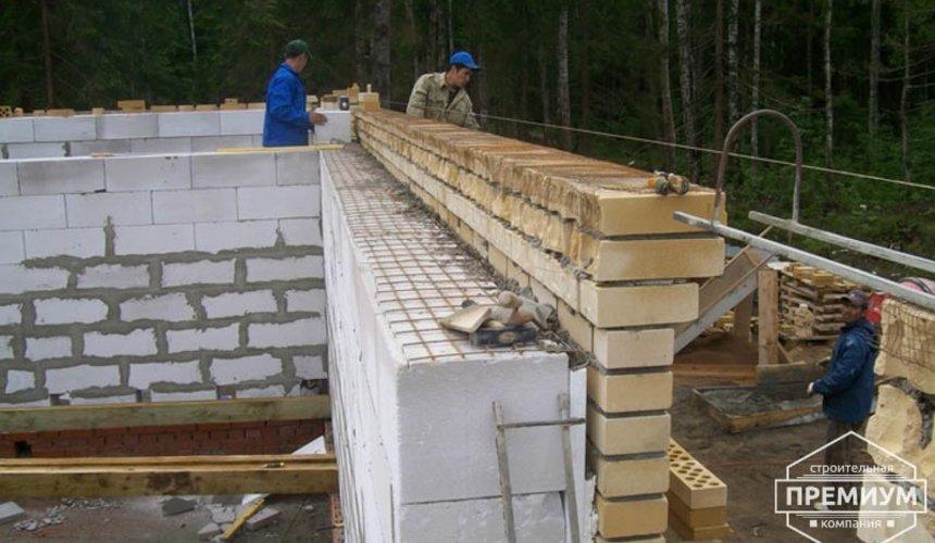 Проектирование и строительство дома из блоков в Сысерти 15