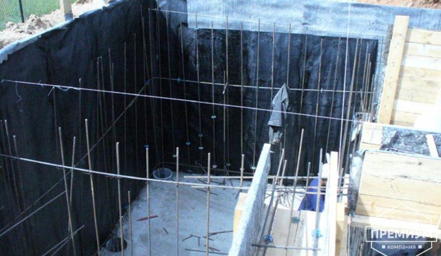 Строительство каркасного дома в коттеджном посёлке Александрия 10