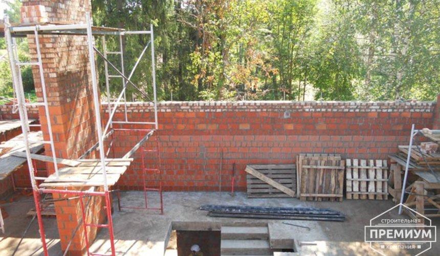 Строительство дома из кирпича в п.Сысерть 51