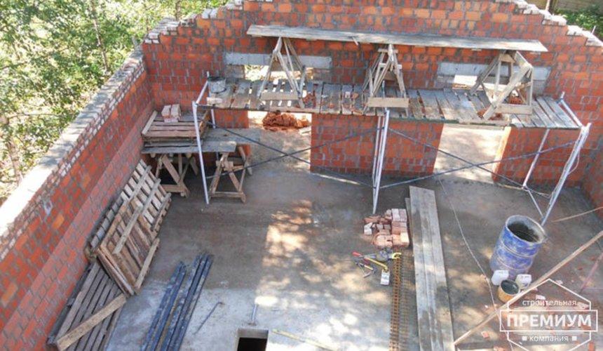 Строительство дома из кирпича в п.Сысерть 52