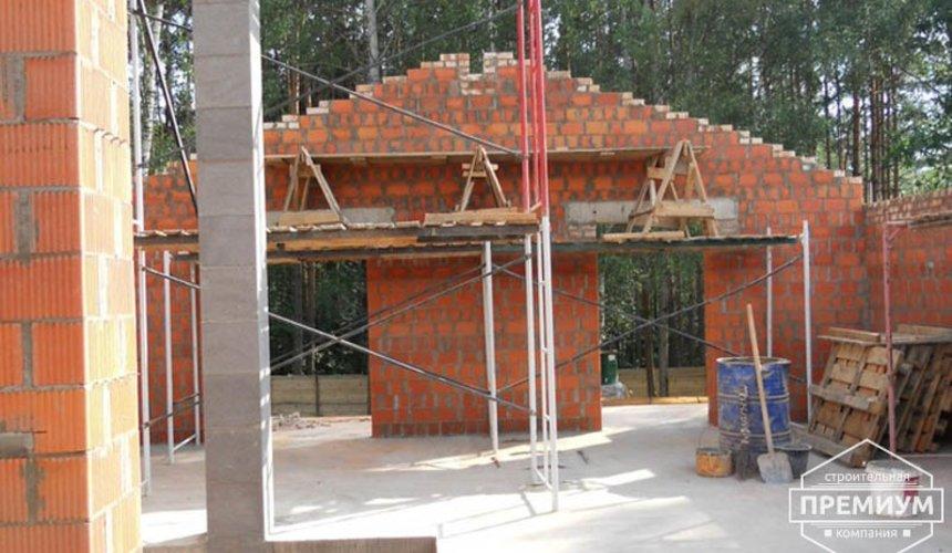 Строительство дома из кирпича в п.Сысерть 57