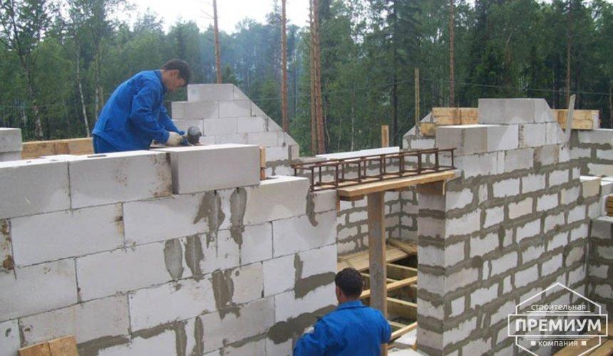 Проектирование и строительство дома из блоков в Сысерти 16