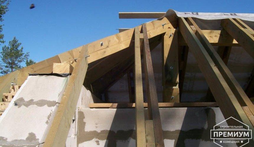 Проектирование и строительство дома из блоков в Сысерти 17