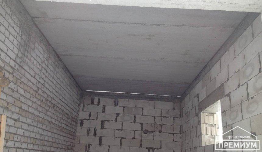 Строительство дома из блоков в с.Курганово 57