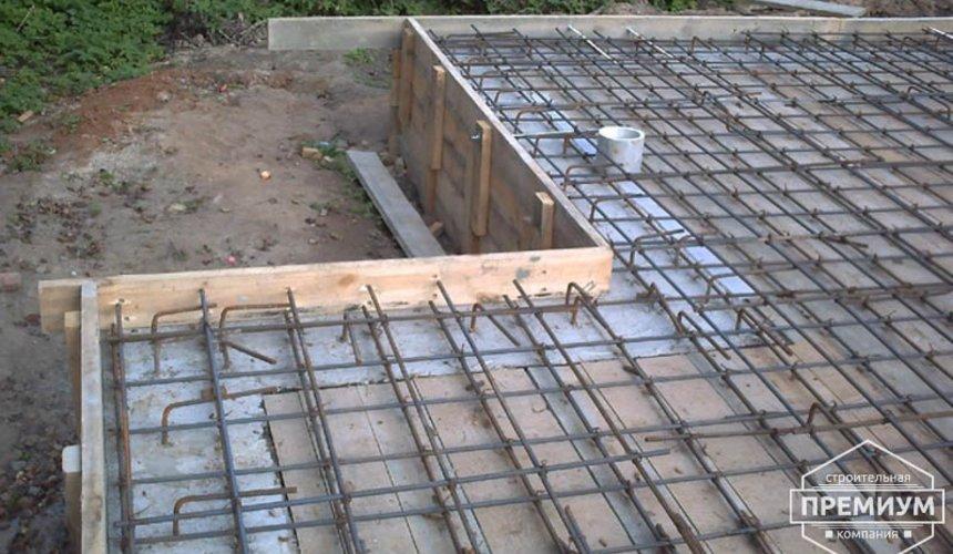 Проектирование и строительство дома из блоков в коттеджном посёлке Брусника 13