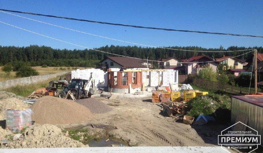 Проектирование и строительство дома из блоков в коттеджном посёлке Новая Россоха 14