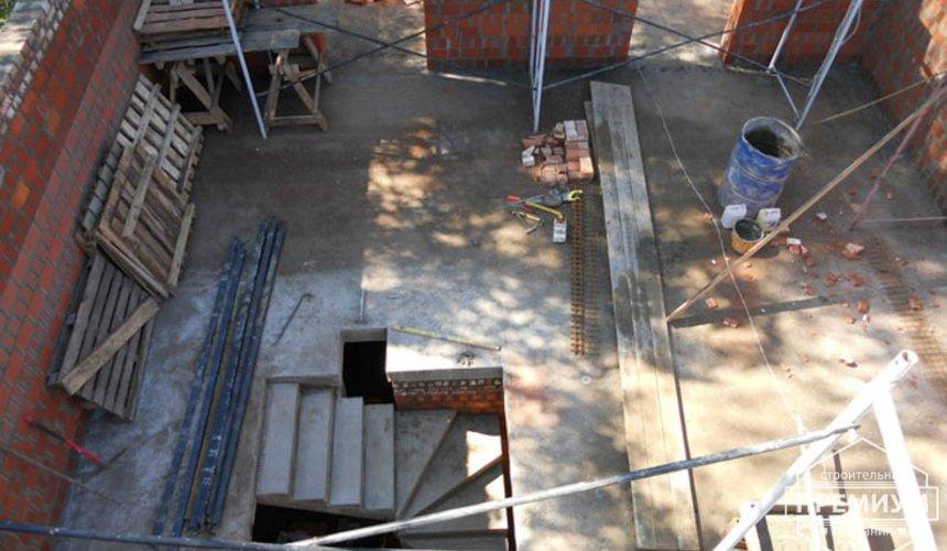 Строительство дома из кирпича в п.Сысерть 59