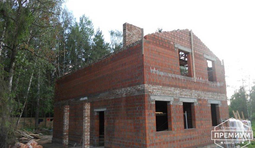 Строительство дома из кирпича в п.Сысерть 60