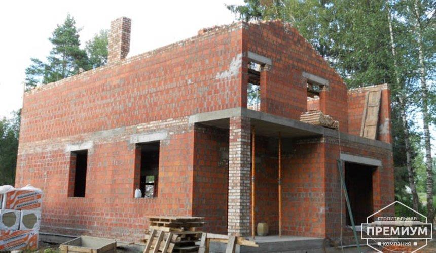 Строительство дома из кирпича в п.Сысерть 62
