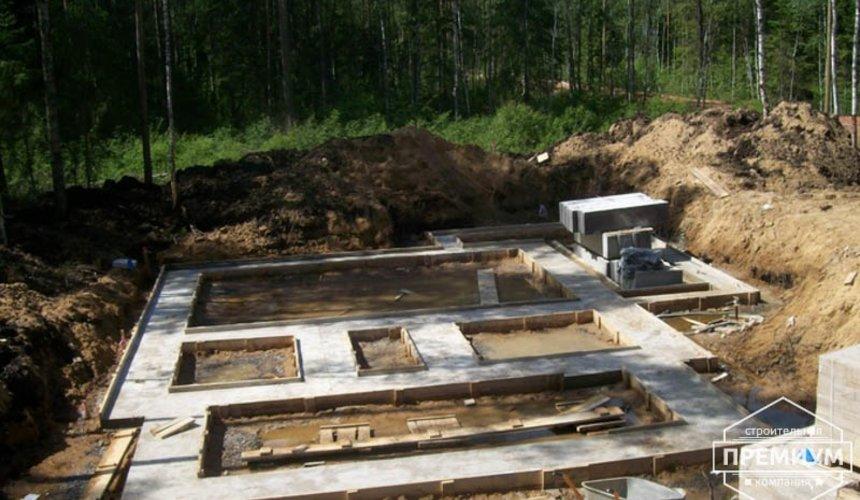 Проектирование и строительство дома из блоков в п.Верхняя Сысерть 14
