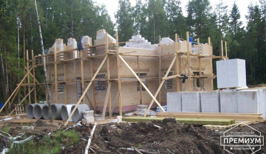 Проектирование и строительство дома из блоков в Сысерти 19