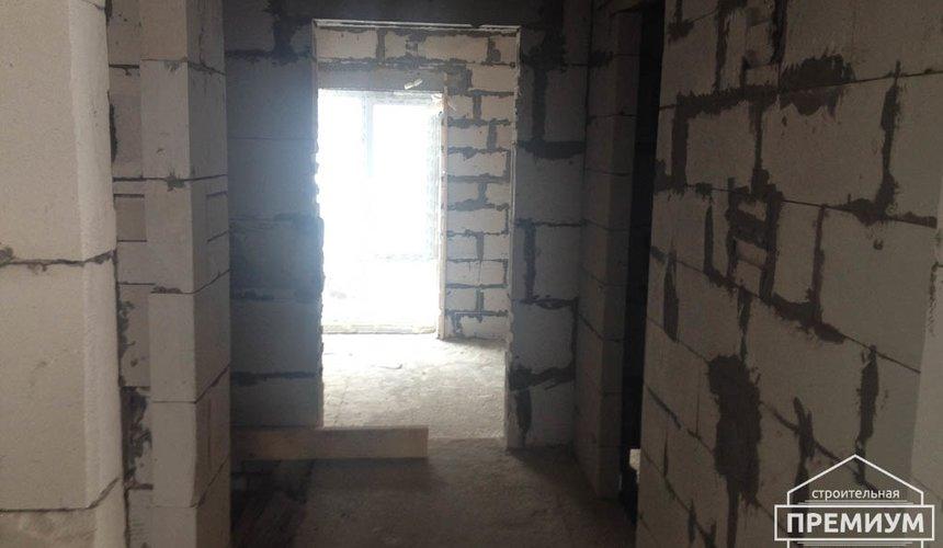 Строительство дома из блоков в с.Курганово 77