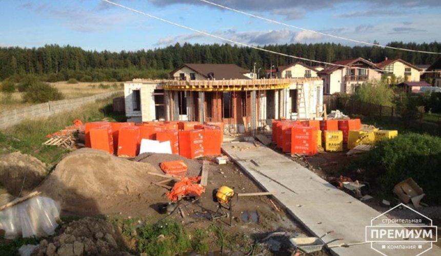 Проектирование и строительство дома из блоков в коттеджном посёлке Новая Россоха 15