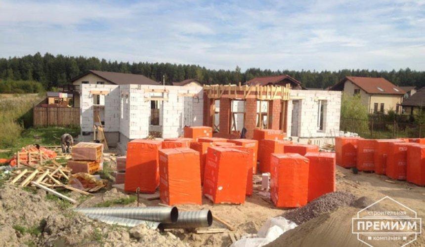 Проектирование и строительство дома из блоков в коттеджном посёлке Новая Россоха 16