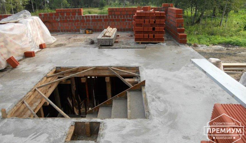 Строительство дома из кирпича в п.Сысерть 65