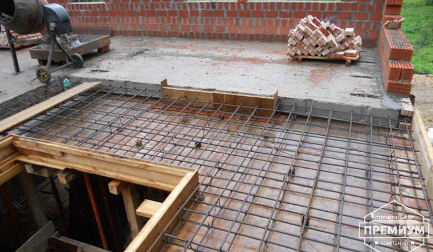 Строительство дома из кирпича в п.Сысерть 74