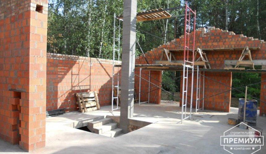 Строительство дома из кирпича в п.Сысерть 75